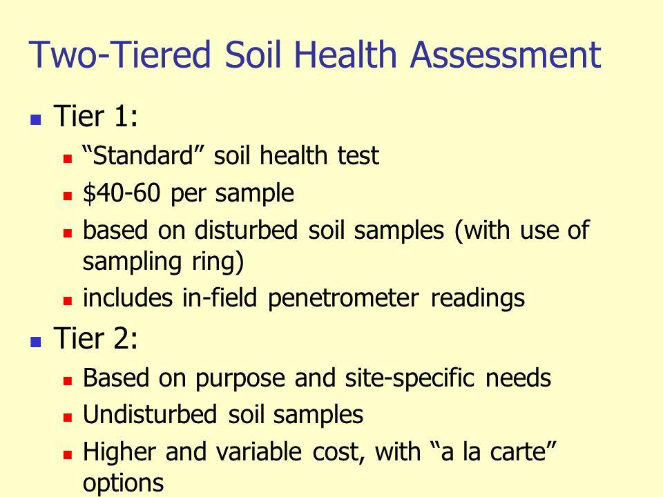 Soil Health Assessment on New York Vegetable Farms - ppt video