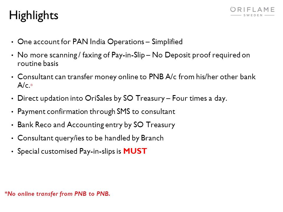 Individual Payment confirmation Process With - ppt download