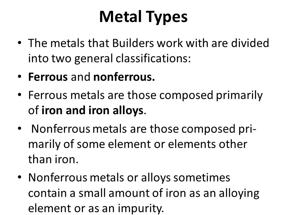 Properties And Uses Of Metals Ppt Video Online Download
