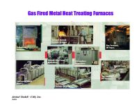 Heat Treating Industry, Processes and Equipment A seminar ...