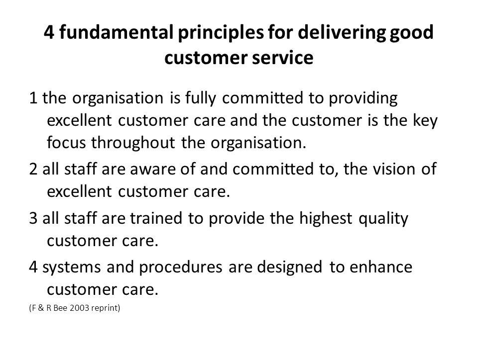Delivering and Improving Effective Customer Service - ppt download