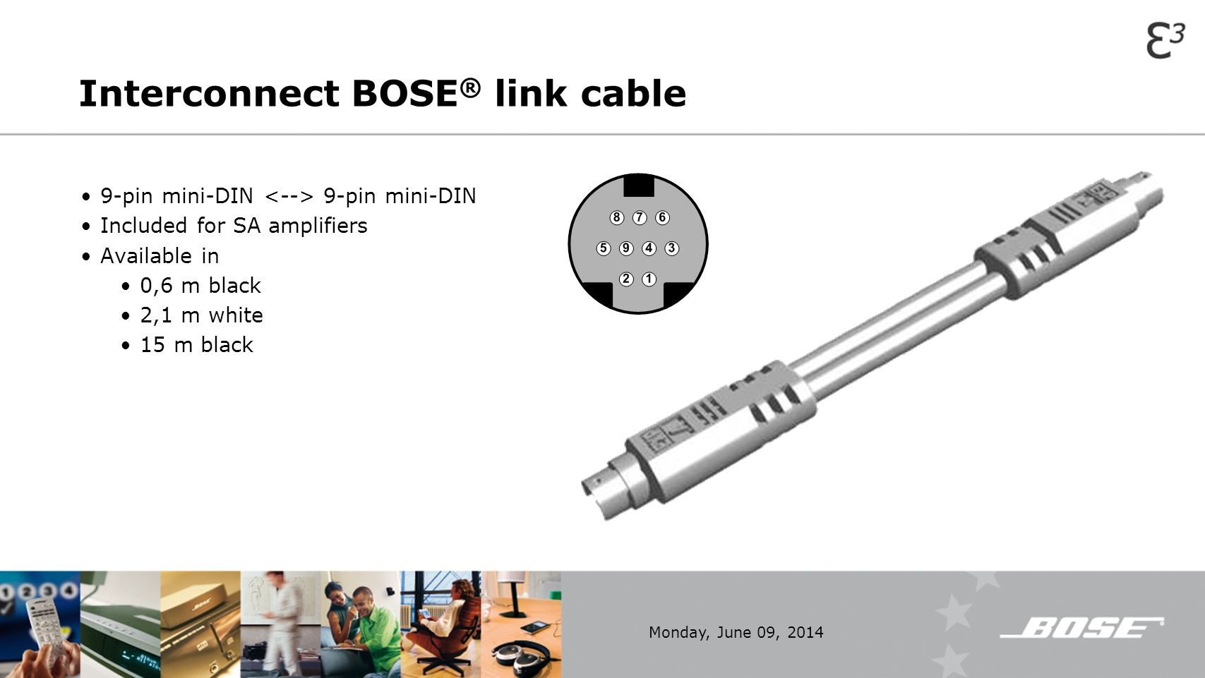 bose din cable wiring diagram