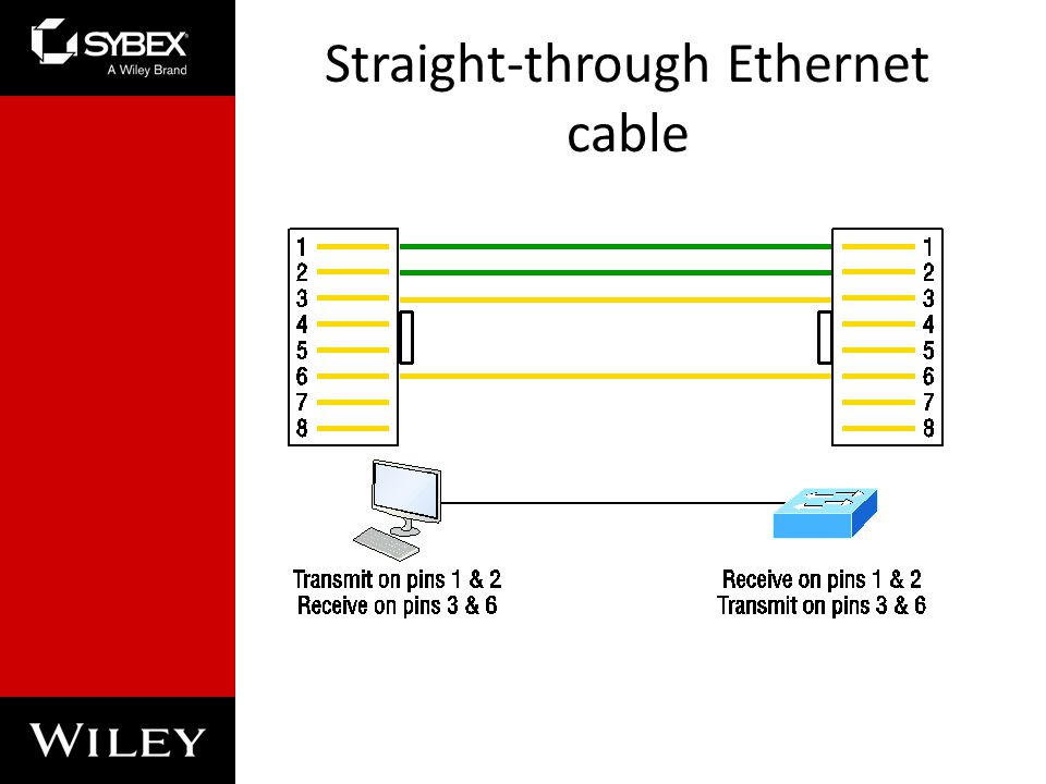 Chapter 2 Ethernet Networking and Data Encapsulation - ppt video
