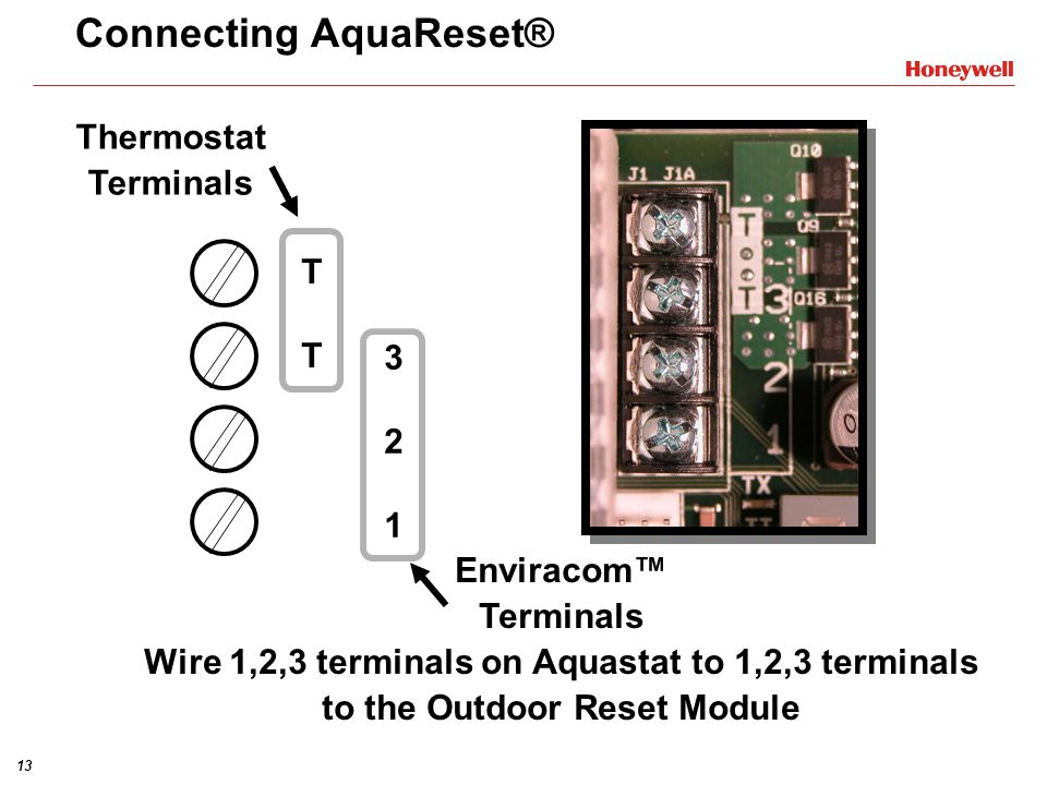 Universal Electronic Aquastat® L7224U1002 Training Module - ppt