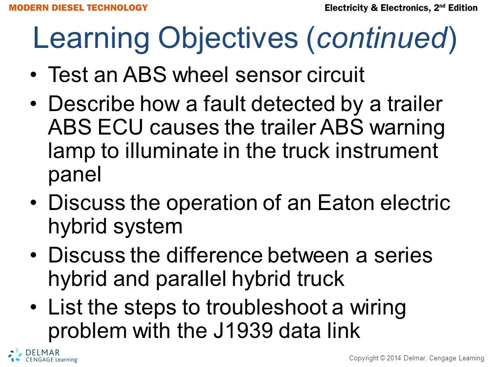 Modern Truck Electrical Systems - ppt video online download