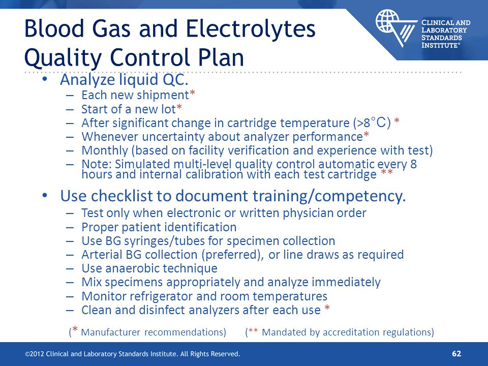 CLSI EP23™\u2014Laboratory Quality Control Based on Risk Management - ppt