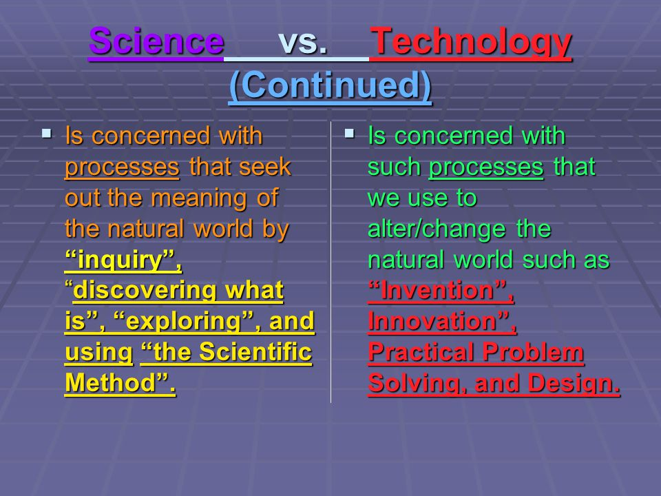 The Perspective of Technology Education - ppt video online download