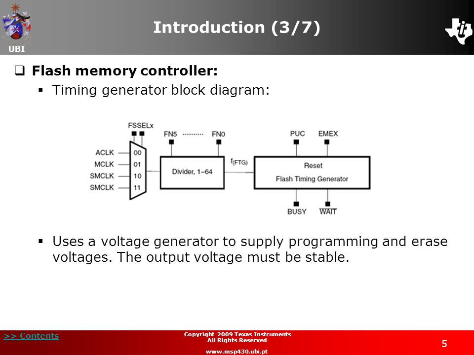 Chapter 13 Flash Programming - ppt download