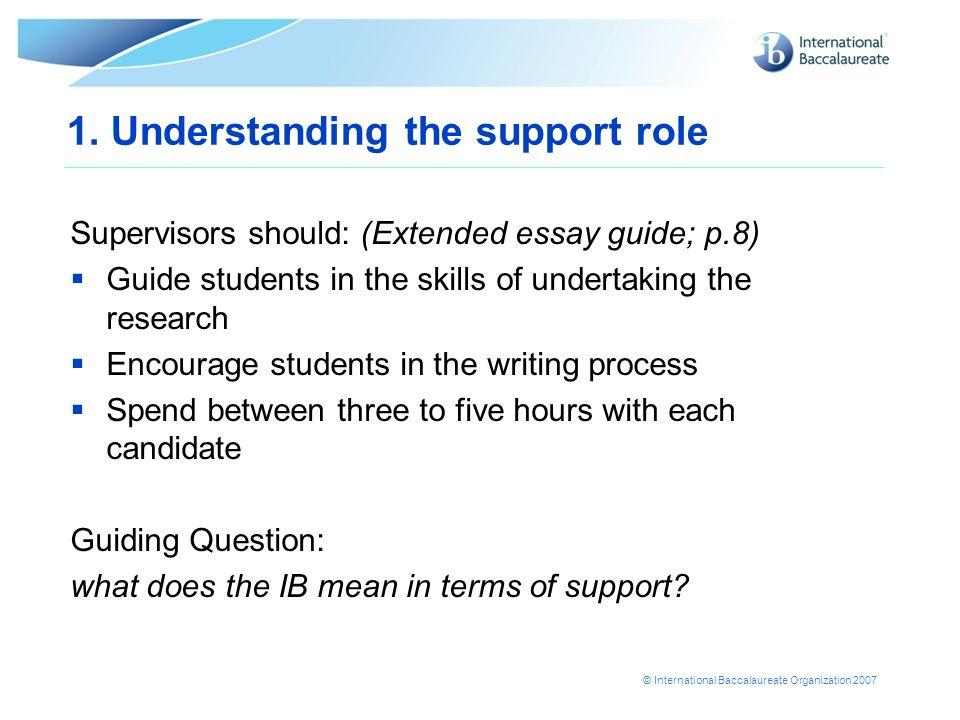 Essay international baccalaureate Custom paper Writing Service