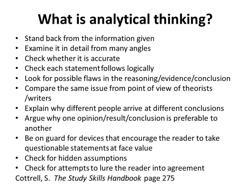 what is analytical skills - Gurekubkireklamowe
