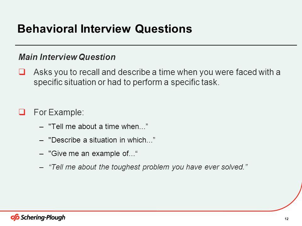 Interview Skills Training - ppt download