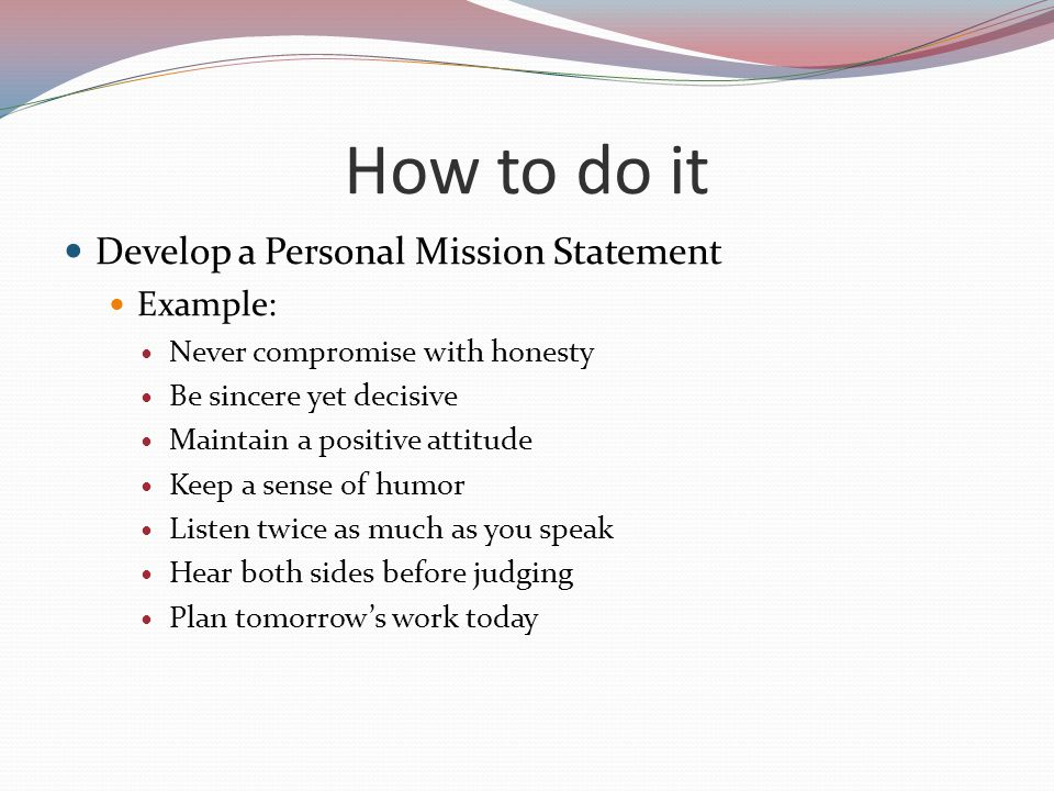Personal mission statement Custom paper Help lupaperfyzdourfoods