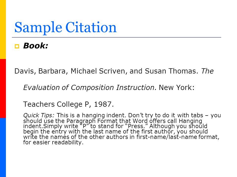mla source citation
