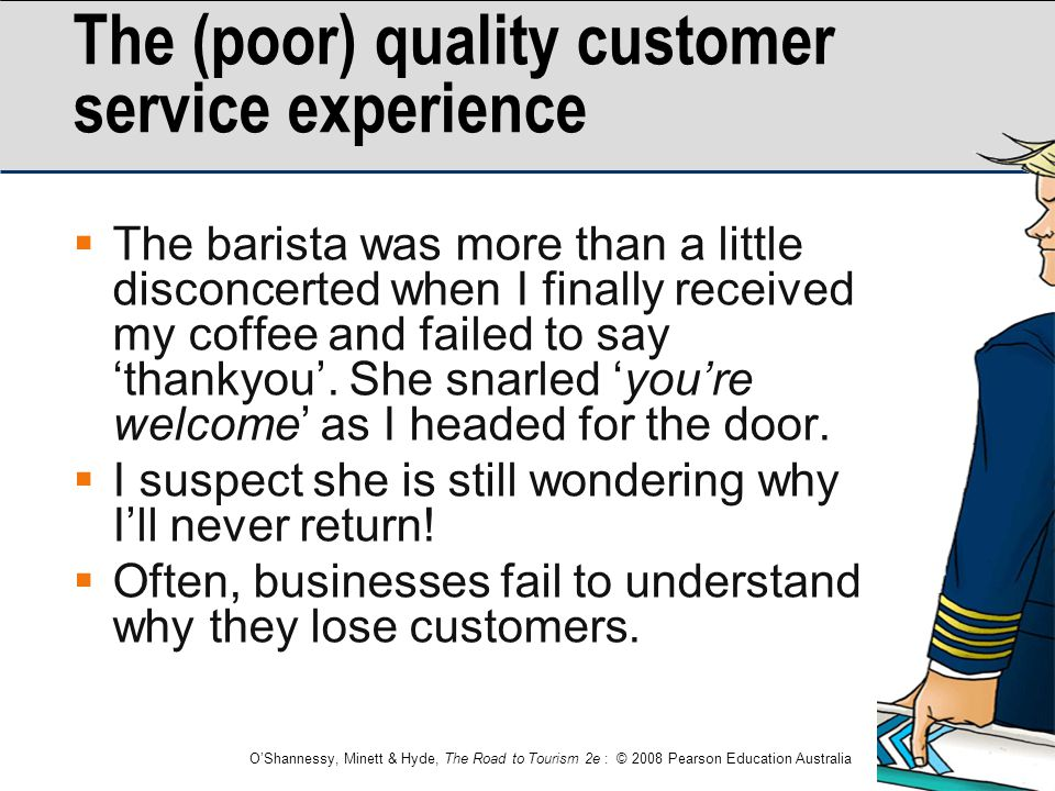 Manage Quality Customer Service with Sue Cameron - ppt video online