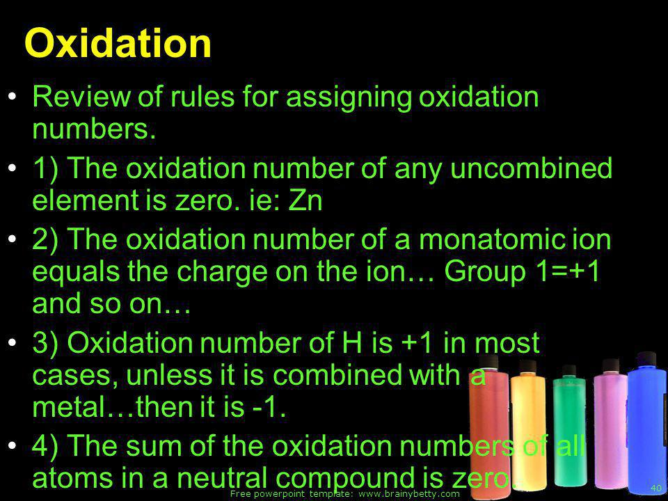 Chemical Reactions Chapter ppt download