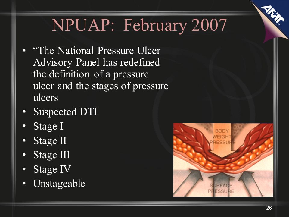 The Power Of Pressure Ulcer Treatment Ppt Download