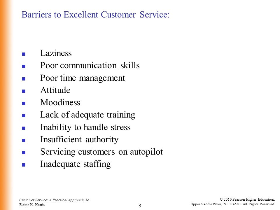 Customer Service A Practical Approach - ppt video online download