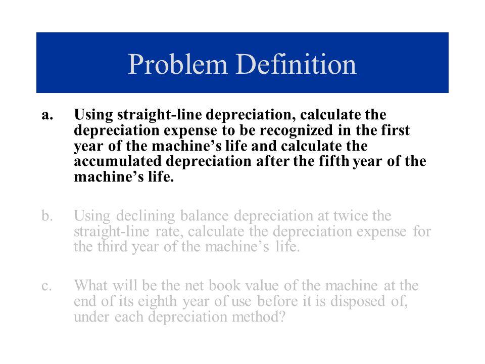 Demonstration Problem - ppt video online download