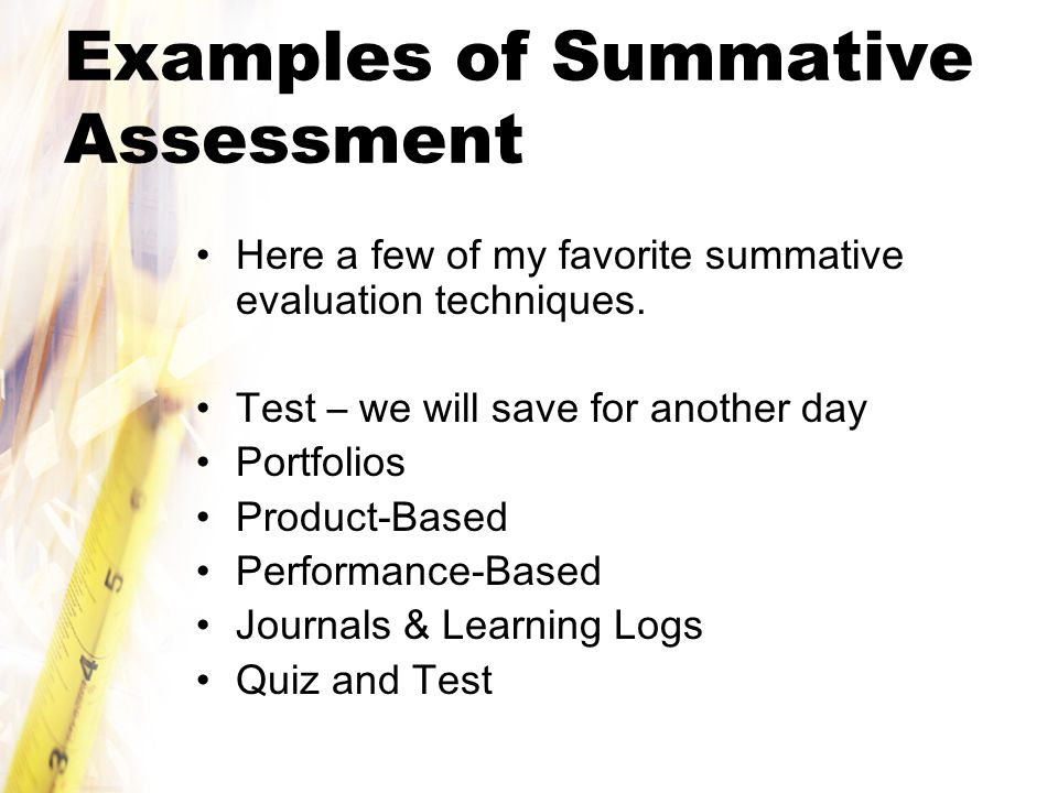 What Is A Summative Assessment | kicksneakers.co