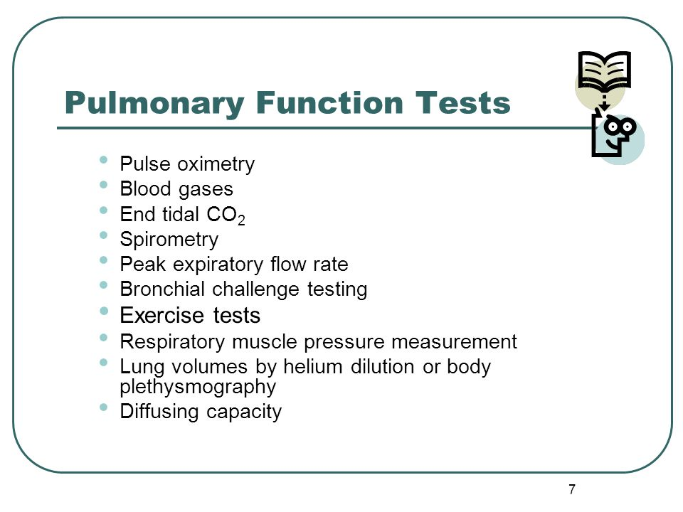 Pulmonary Function Tests - ppt video online download