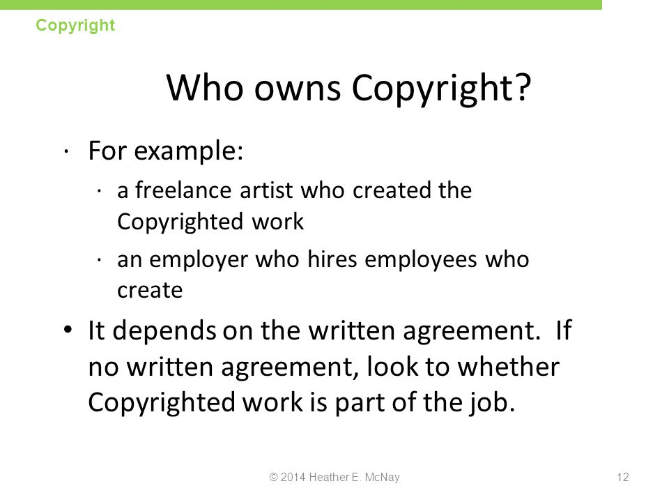 Copyright and Trademark Law Basics - ppt download