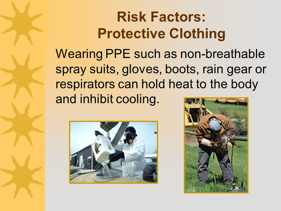Heat Related Illness In The Outdoor Environment Ppt