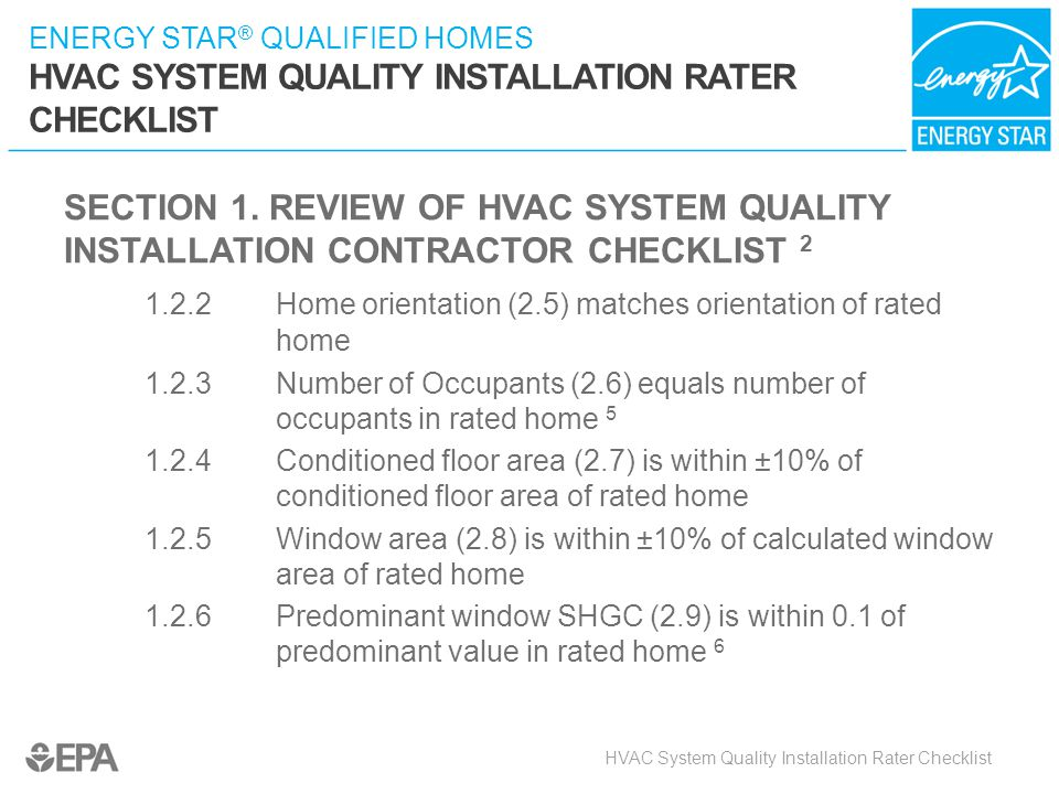 ENERGY STAR Qualified Homes - ppt download