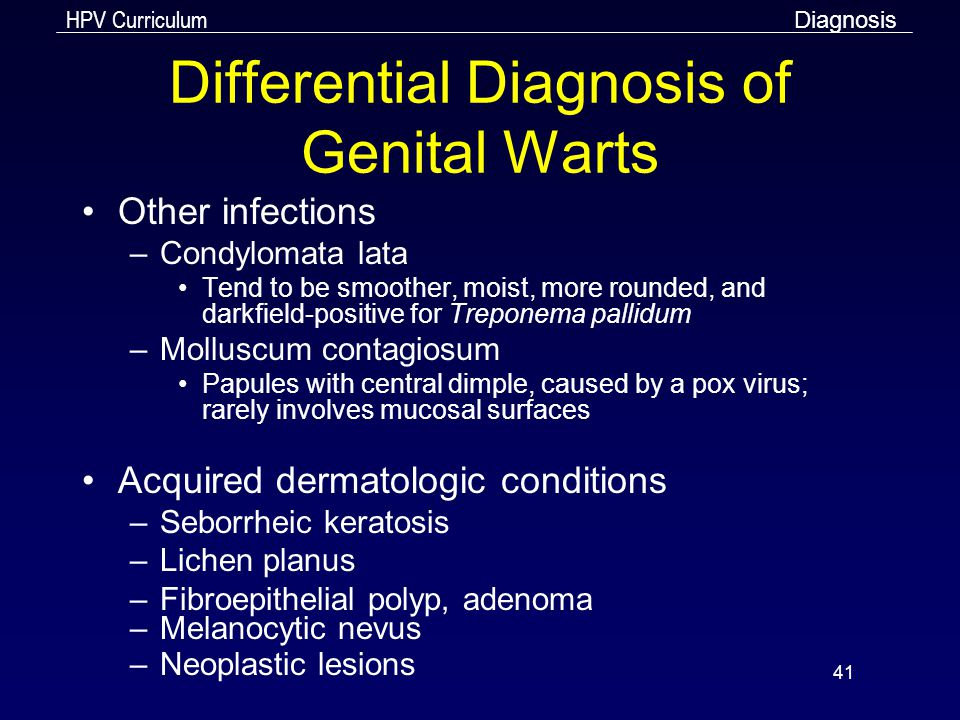 Differential+Diagnosis+of+Genital+Wartsjpg (960×720) Advanced - assessment template