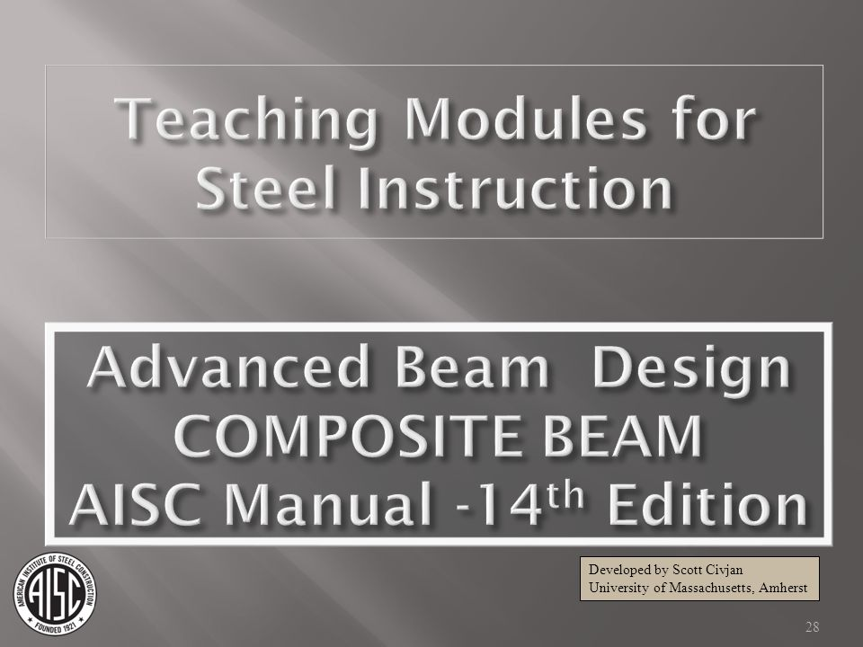 aisc steel construction manual 14th edition pdf  steel