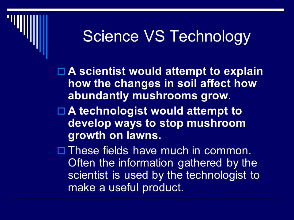Science, Technology, Society and the Environment - ppt video online