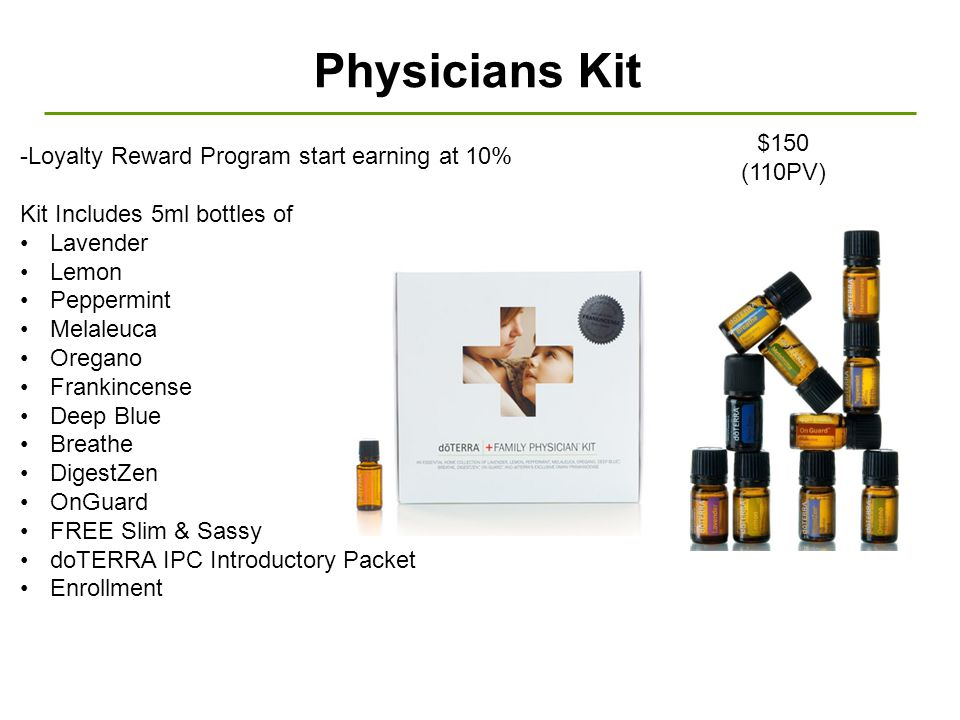 dōTERRA does not claim to - ppt download