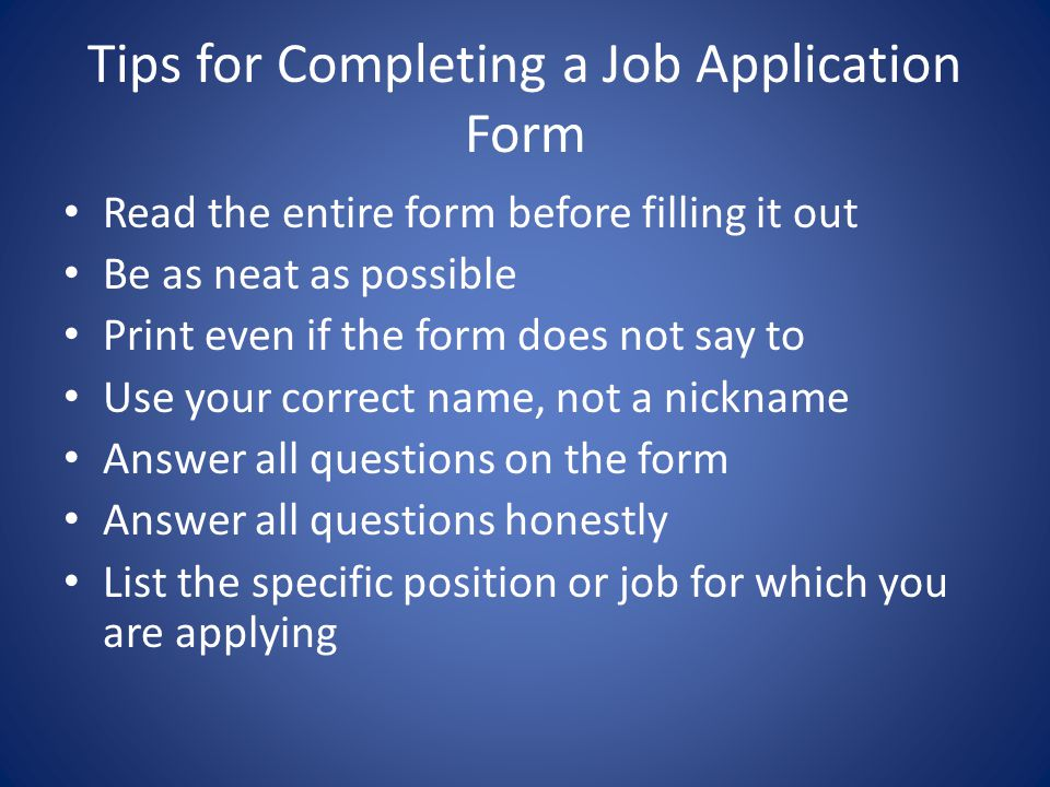 Chapter 4 Applying for A job Cano - ppt video online download