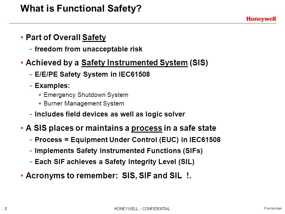 Functional Safety Demystified - ppt video online download