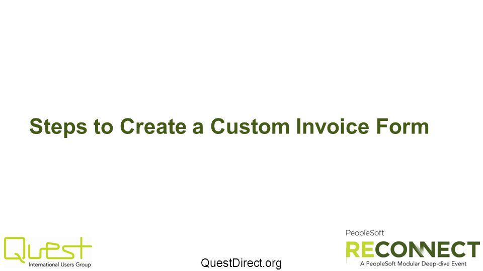 CREATING CUSTOM BILLS USING XML PUBLISHER - ppt video online download