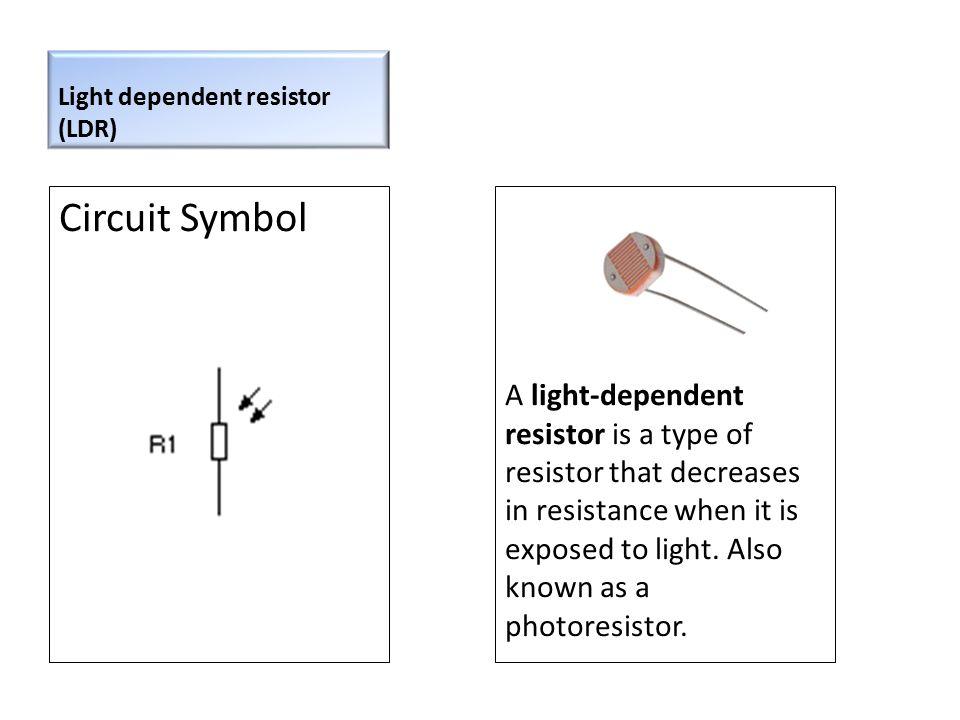 Resistor Circuit Symbol - ppt video online download