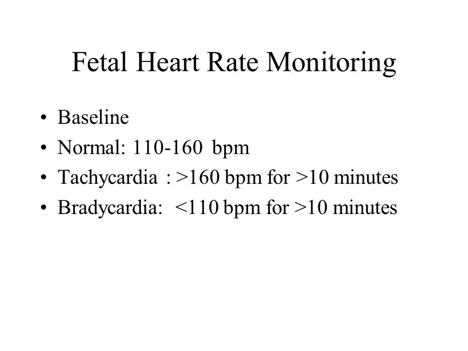 Fetal Heart Rate Chart 2013 Dolapmagnetband With Regard To Fetal