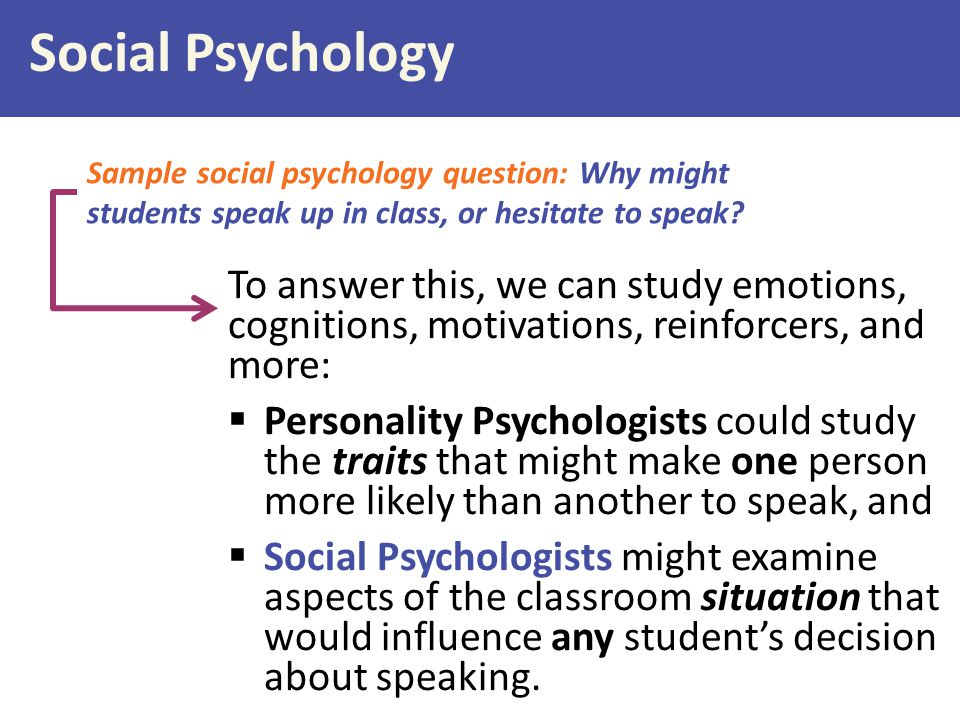 Social Psychology PowerPoint® Presentation by Jim Foley - ppt download
