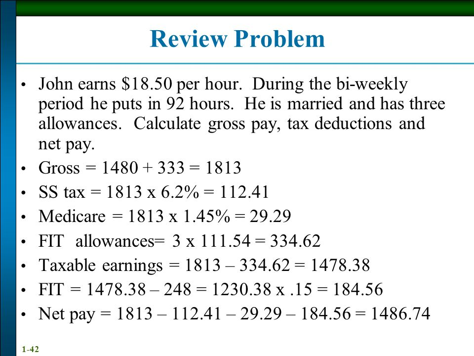 Chapter 9 Payroll McGraw-Hill/Irwin - ppt download