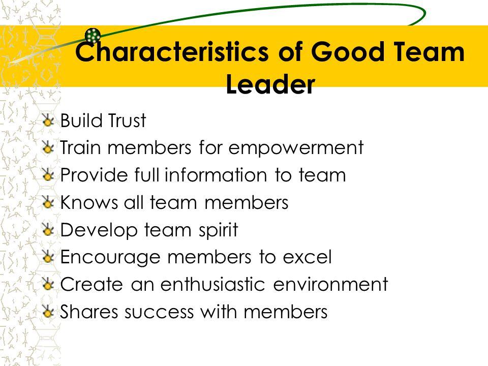 TEAM BUILDING  LEADERSHIP - ppt video online download