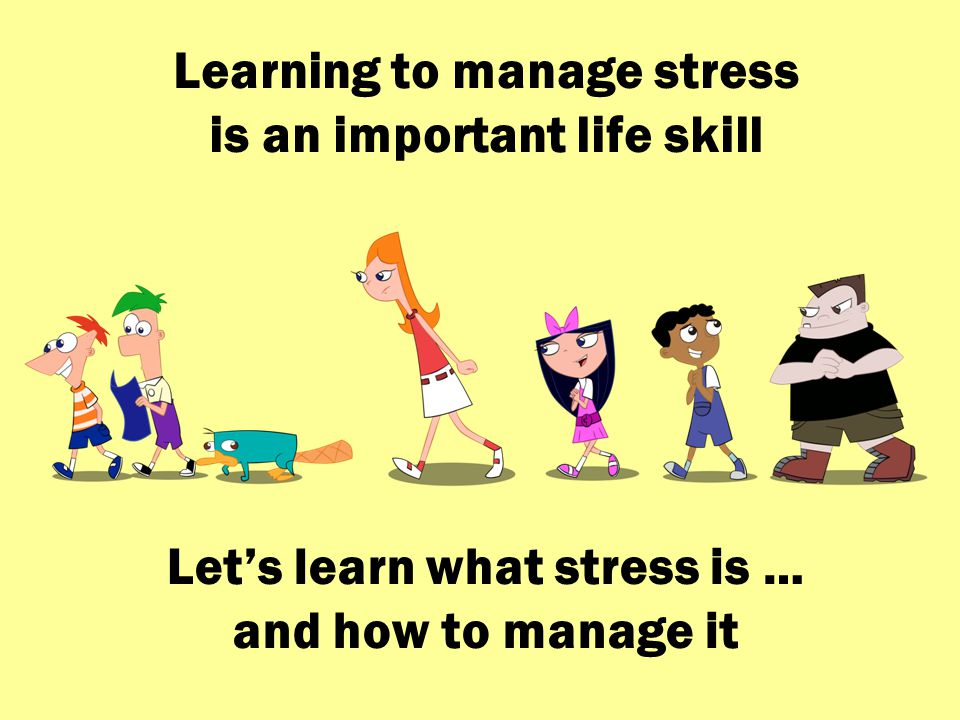 STRESS MANAGEMENT - ppt download