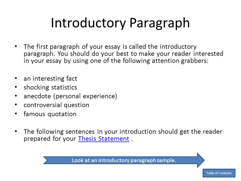 by Anita J Ghajar-Selim - ppt download - how to make a introduction paragraph