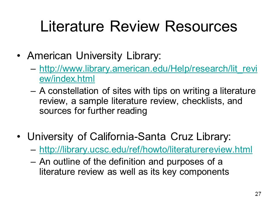 What is a Literature Review? (and How Do I Write One?!) - ppt video
