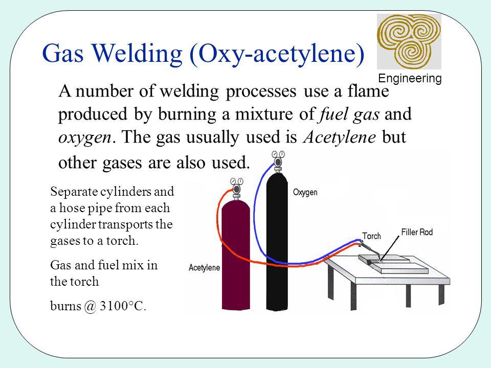 Gas Welding (Oxy-acetylene) - ppt video online download