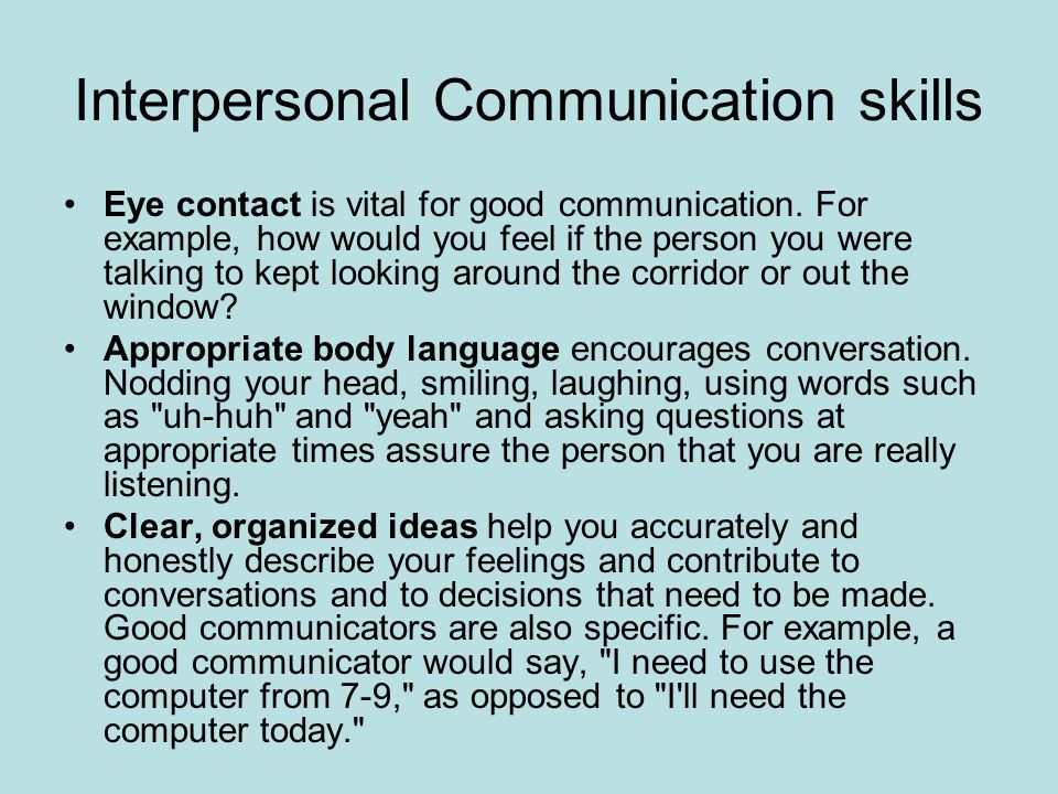 Interpersonal communication good will hunting Research paper Help - interpersonal examples