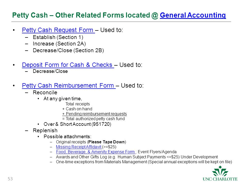 Disbursement Methods Business Manager Curriculum February ppt download