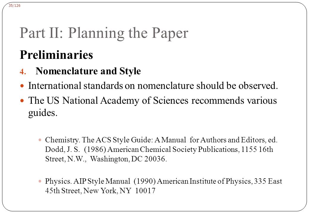 1Word Choice A Delete Uninformative Words And Avoid Redundancy - running title scientific paper