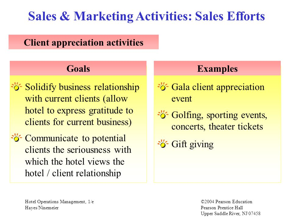 Chapter 10 Sales  Marketing - ppt video online download