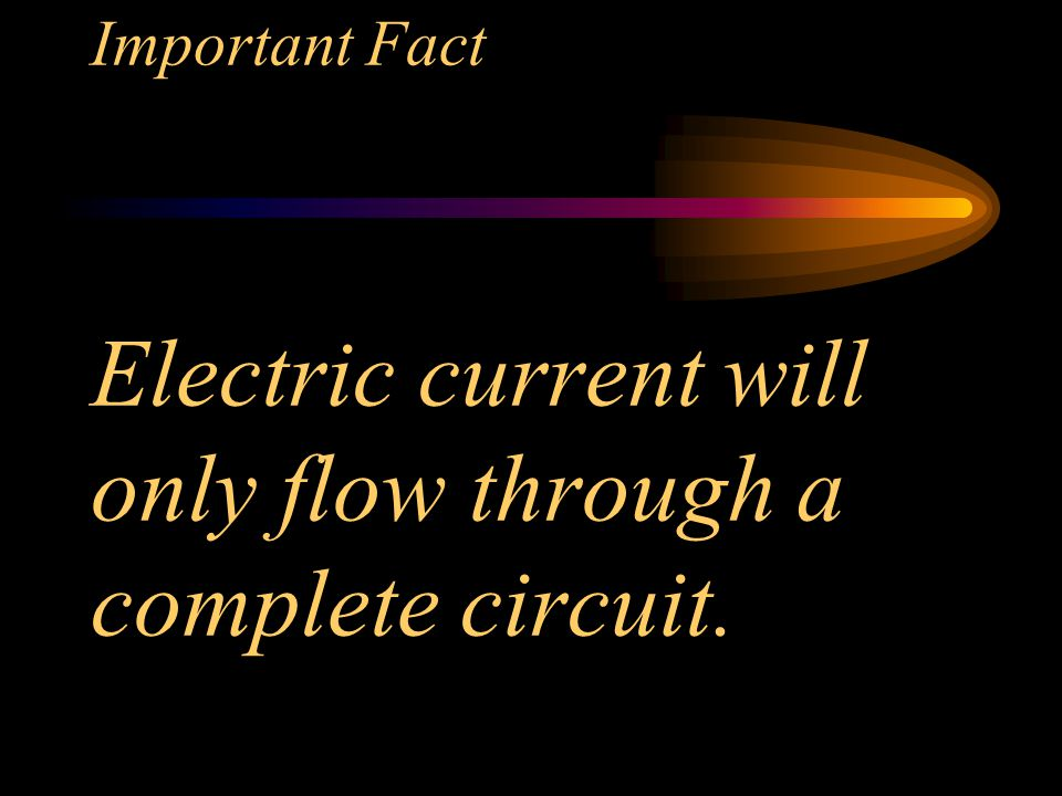 Electricity 4th grade Science - ppt download