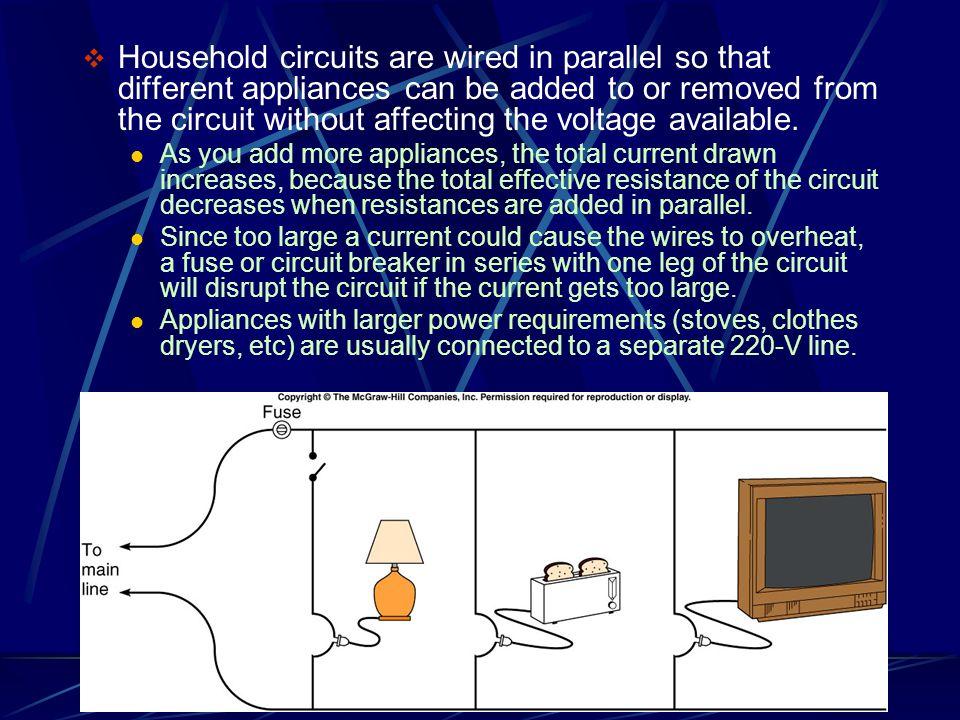 Wiring Diagram Parallel Decreases Total Wiring Diagram