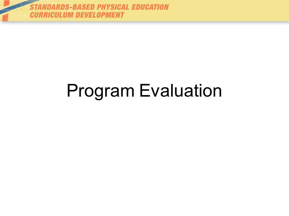 Program Evaluation - ppt video online download